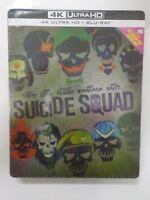 Suicide Squad - Film in Blu-ray - Steelbook Originale - COMPRO FUMETTI SHOP