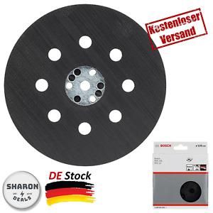 Bosch Pro Schleifteller 125Mm Fr Exzenterschleifer Pex 12 125 400 A +Ae Single