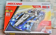 MECCANO SUPERCAR  NEW IN BOX AGED 10 PLUS