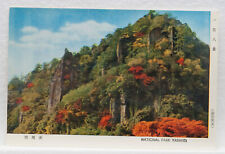 National Park Yabakei7 Japan Postcard Vintage Card Souvenir Postal Carte Postale