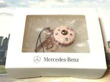 Mercedes-Benz Smartphone Strap Pink Macaron Charm from Japan Free Shipping