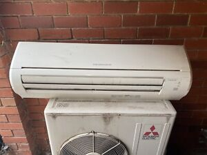 Mitsubishi electric air conditioner 8kw