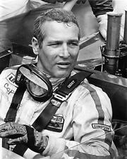 Paul Newman as Frank Capua in Winning 24X30 Poster sitting in racing car
