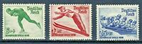 GERMANY Sports 1935 WINTER OLYMPICS Games STAMPS Set 3v SG597-599 MNH Ref:B11