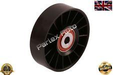 Fiat Punto 1.8 1999> Fan Belt Tensioner Pulley V-Ribbed Belt Idler
