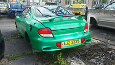 Hyundai Coupe RD2 1999-2000 *BREAKING* 1 Rear Bumper Complete Green TP