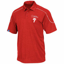 Philadelphia Phillies Majestic Big & Tall Polo - NWT - FREE SHIPPING!