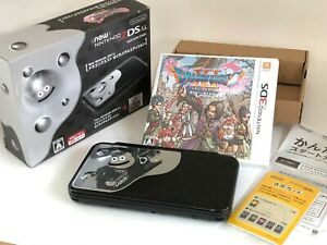 Nintendo New 2DS LL Dragon Quest XI Limited LIQUID METAL SLIME Edition Console