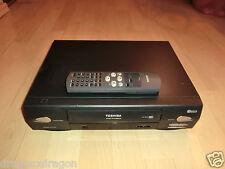 Toshiba V210EG VHS-Videorecorder, spult langsam vor & zurück, sonst ok, Garantie
