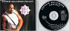 Captain Hollywood Project-only with you-MAXI CD -