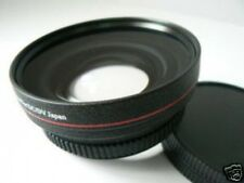 62MM High Definition Wide Angle Converter Lens - Black