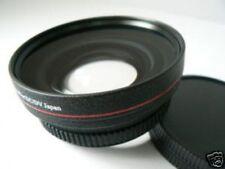 72MM High Definition Wide Angle Converter Lens - Black