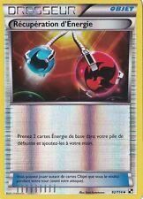 Récupération d'Energie Reverse -N&B- 92/114 - Carte Pokemon Française Neuve