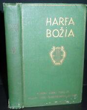 1926 Jehovah's Witnesses Watchtower Harfa Bozia, Rare Slovak The Harp of God