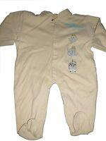 Baby Cool toller Schlafanzug Gr. 62 gelb mit Tiermotiven !!