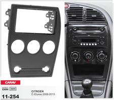 CARAV 11-254 2Din Marco Adaptador de Radio para CITROEN C-Elysse 2008-2013