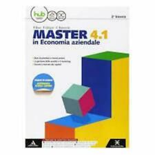 Master 4.1 in economia aziendale, Scuola & Azienda Boni/Ghigini Cod9788824780506