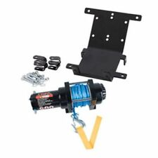 Yamaha RHINO 450 660 700 4X4 2004–2013 Tusk Winch w/ Synth. Rope & Mount Plate
