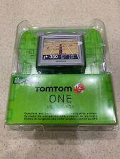 NOS TomTom One GPS Older Model Dated 2007 Brand New Sealed Box