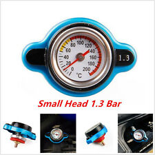NEW Small Head / 1.3 Bar Racing Car Thermost Radiator Cap Cover Water Temp Meter