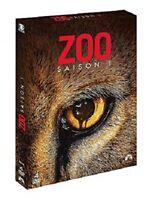DVD NEUF SERIE FICTION ANIMAUX : ZOO SAISON 1 - DEFENSE CONTRE LES HUMAINS
