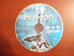 Eragon DVD Movie Disc - 1 Cent No Reserve - SEE 1000+ 1¢ Auctions NR Penny