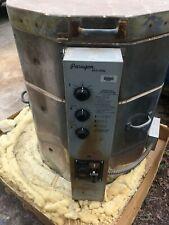 Paragon Kiln Model:224-1151 208 Volts Ph-1 51 Amps 10,608 Watts 2350F Max Temp
