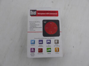 DUAL UNIVERSAL GPS RECEIVER XGPS150A
