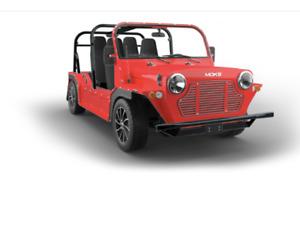 2021 Moke America Mini Moke