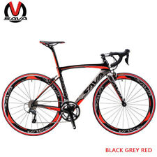 SAVA War Wind 700C Road Bike Carbon Fiber Frame/Fork/Seatpost Cycling Bicycle