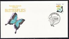 Australia 1983 - 30c Butterfly Apm First Day Cover - Macquarie Centre