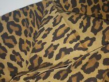 Ralph Lauren Aragon 2 Pillow Cases Leopard Print Standard