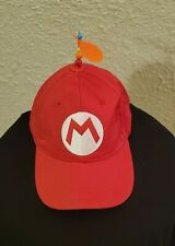 Nintendo New Super Mario propeller Hat - Red helicopter brand new