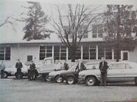1971 PASO ROBLES HIGH SCHOOL California Original YEARBOOK Annual El Roble