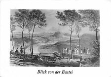 B69747 Germany Bastei art reproduction
