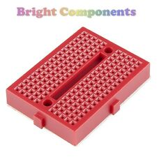 Solderless Prototype Breadboard (170 Points) - Red - 1st CLASS POST