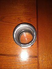 CANON FL 58mm f1.2 LENS.