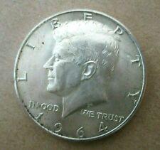 1964-D KENNEDY SILVER HALF DOLLAR