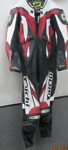 RS TAICHI motorcycle racing Leathers one piece Suit size 42US/52EU