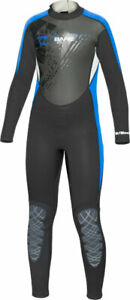 Bare Youth Wetsuit Manta 3/2mm *New with Tags* Sizes 6-16