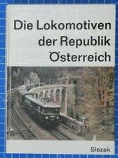 Slezak Die Lokomotiven der Republik Österreich B19343