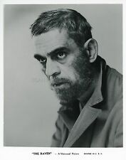 BORIS KARLOFF THE RAVEN E.A. POE 1943 VINTAGE PHOTO R70