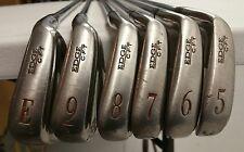 Ben Hogan EDGE CFT Iron Set 5-9 and EW Regular Steel Shaft Golf Clubs (b7