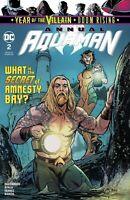 Aquaman Annual #2 YOTV DC comic 1st Print 2019 Unread NM
