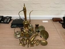 More details for brass ornaments job lot, some heavy pieces