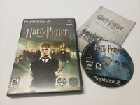 Harry Potter and the Order of the Phoenix Sony PlayStation 2 Game Complete PS2