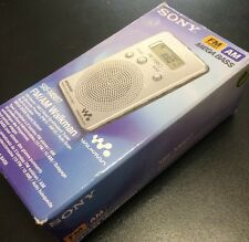 Radio Portatil  Sony SRF-M807  FM/AM MegaBass