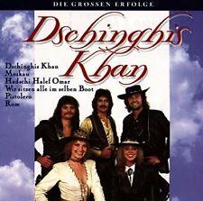 Dschinghis Khan [CD] Die grossen Erfolge (14 tracks, BMG/AE)