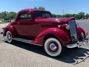 1937 Packard 112 Great Driving Classic