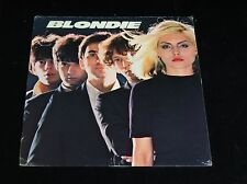 Blondie-ORIGINAL 1976 US Self-Titled LP on Private Stock-SEALED!
